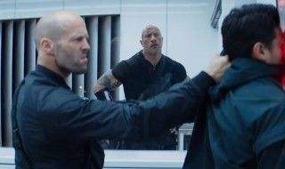 Hobbs & Shaw : le spin-off de Fast and Furious s'offre une bande-annonce blindée d'action