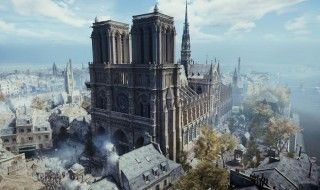 Notre-Dame de Paris : Assassin's Creed Unity va aider à la reconstruction de l'édifice