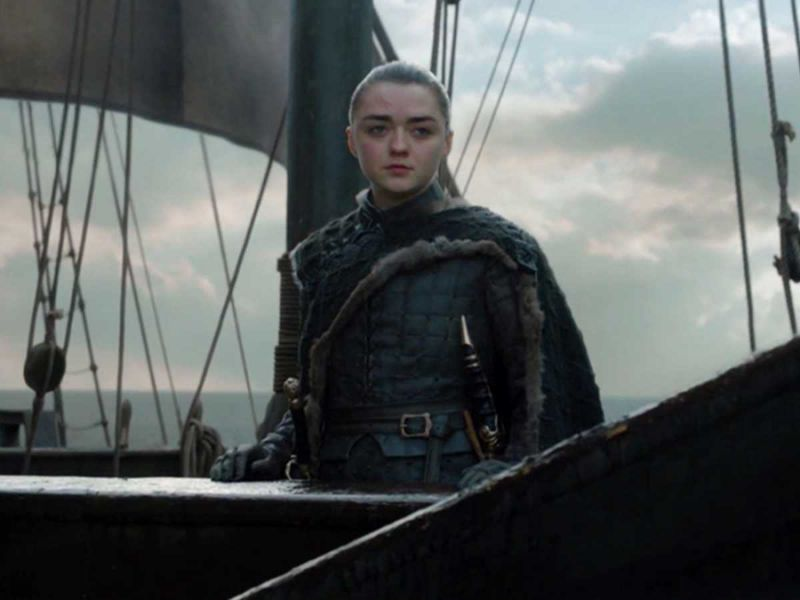 Game of Thrones : HBO évoque l'avenir d'Arya et de la série