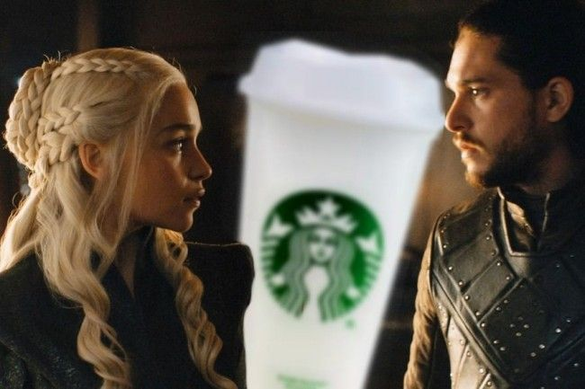 Game of Thrones : la production s'exprime sur l'affaire du gobelet Starbucks