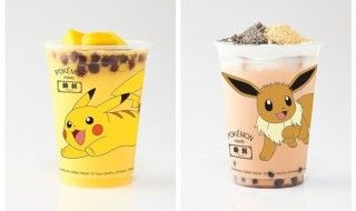Pokémon : des bubble teas officiels vont arriver au Japon