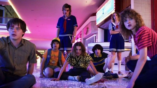 Stranger Things : la saison 3 explose tous les records d'audience #3