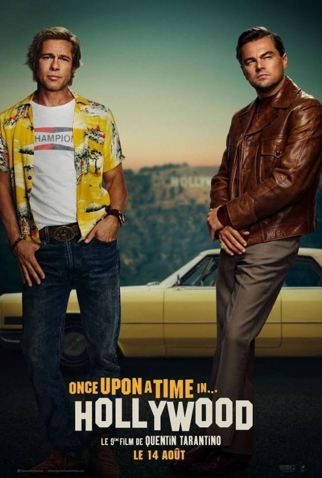 Tarantino : Once Upon a Time in Hollywood sera son dernier film si... #2