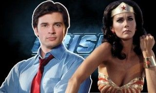 Crisis on Infinite Earths : Tom Welling et Lynda Carter de retour en Superman et Wonder Woman
