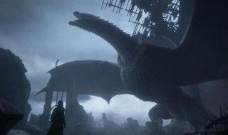Game of Thrones : le script explique la dernière action de Drogon