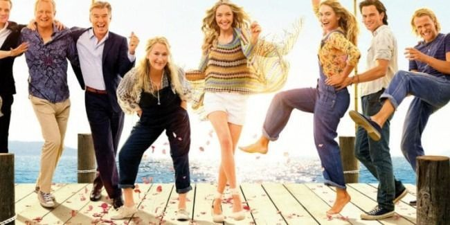Mamma Mia Here we go again streaming gratuit
