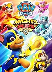 Affiche Mighty Pups, La Super Patrouille