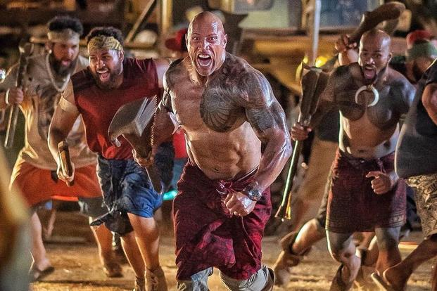 Dwayne Johnson clashe les ˝clowns˝ de Fast and Furious #2