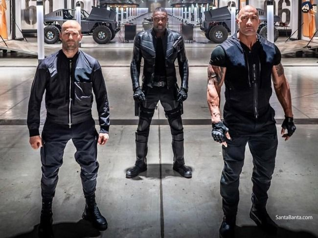 Dwayne Johnson clashe les ˝clowns˝ de Fast and Furious