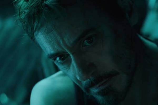 Iron Man : Robert Downey JR de retour ˝dans˝ l'armure ? #4