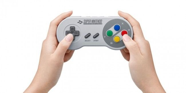 Commandez votre manette Super NES pour Nintendo Switch, maintenant disponible en France #2