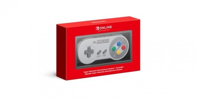 Commandez votre manette Super NES pour Nintendo Switch, maintenant disponible en France #3