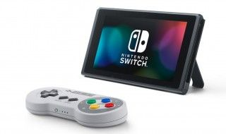 Commandez votre manette Super NES pour Nintendo Switch, maintenant disponible en France