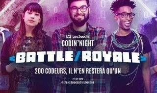 Codin' Night < Battle / Royale >