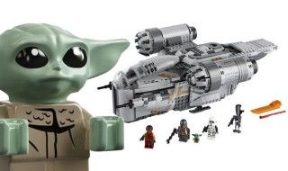 LEGO Star Wars dévoile le premier set The Mandalorian
