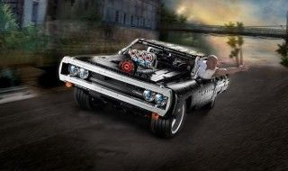 LEGO : la Dodge Charger de Dominic Torreto arrive en version LEGO Technic