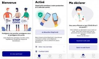 StopCovid : l'application de