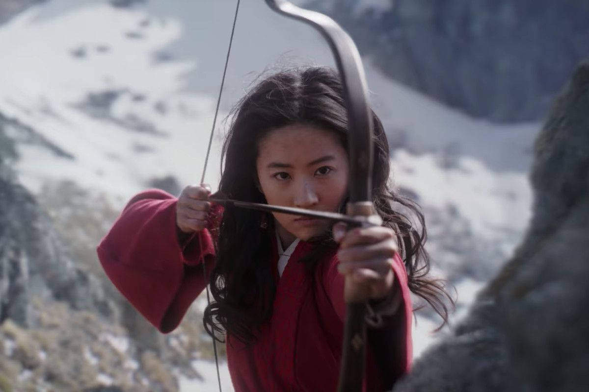 Mulan ne sera pas disponible en France le 4 Septembre #2