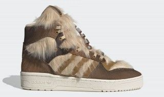 Adidas propose des baskets poilues à l'effigie de Chewbacca