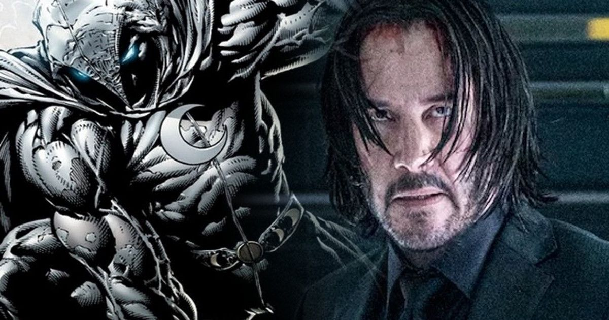 Casting : Marvel veut Keanu Reeves pour incarner Moon Knight #3