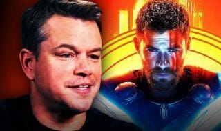 Matt Damon pourrait rejoindre le casting de Thor : Love and Thunder