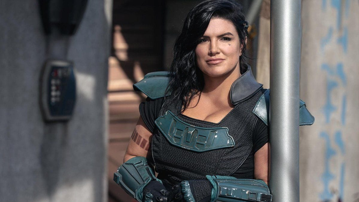 The Mandalorian : Gina Carano virée injustement de la série ? #2
