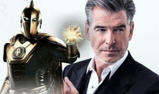 Pierce Brosnan incarnera le Docteur Fate face à Black Adam