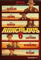 Affiche The Ridiculous 6