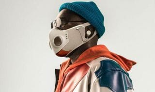 Coronavirus : le designer des Daft Punk et Will.i.am lancent un masque anti-Covid high-tech