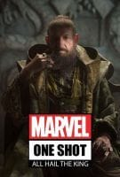 Affiche Marvel One-Shot: All Hail the King