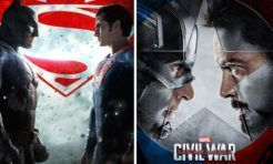 Batman v Superman VS Captain America Civil War : quel film avez-vous préféré ?